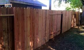 horizontal wood fence diy. Outdoor: Wood Fence Gates Elegant Horizontal Metal Post Backyard Landscaping - Old Diy