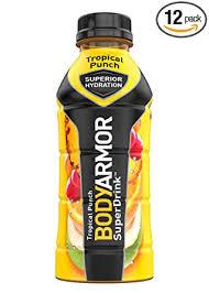 BODYARMOR <b>Sports</b> Drink <b>Sports</b> Beverage, <b>Tropical Punch</b>