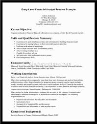 analyst budget resume budget analyst resume entry level analyst resume objective entry entry level