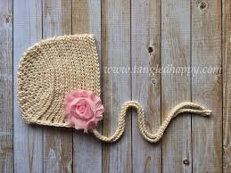 Free Crochet Baby Bonnet Pattern Unique Decorating Ideas