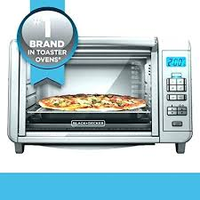 black decker cto6335s stainless steel countertop convection oven black and convection oven as well as black