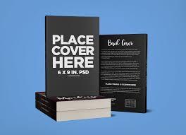 free stacked book mockup psd