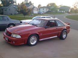 Ganrude 1987 Ford Mustang Specs, Photos, Modification Info at ...