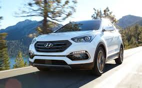 new car launches by hyundai indiaHyundai unveils 2017 Santa Fe at Chicago Auto Show India launch