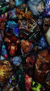 dota 2 heroes iphone 6 plus hd wallpaper hd free download