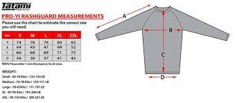 Tatami Belt Size Chart Tatami Mat Rat Bjj Rash Guard
