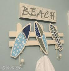 surf board shower curtain surfboard shower curtain hooks inspirational love beach theme bathroom reveal vintage surfboard
