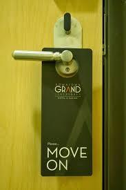 Do Not Disturb 15 More Creative Hotel Door Hangers Guests Door