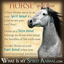 horse symbolism meaning spirit