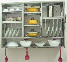 wall mounted plate racks for kitchens