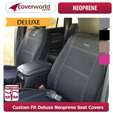 neoprene seat covers airbag safe seat covers