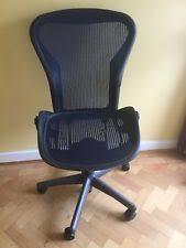 aeron chair arm pads. herman miller aeron chair b size blue rear tilt no arms quantity available arm pads