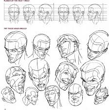 face drawing planes