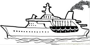 Amazing Disney Cruise Coloring Pages Or Cruise Coloring Pages Lofty