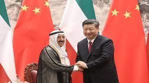 أمير الكويت في الصين... بحث عن توازن قوى