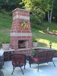 backyard fire chimney height