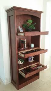 Bookshelf with secret compartments by TopSecretFurniture on Etsy