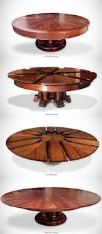 how to select round dining table expanding round dining table spinning table that expands