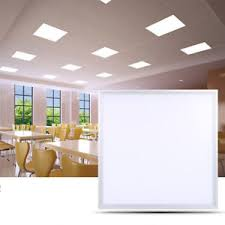 office hallway. Image Is Loading 48W-Recessed-LED-Panel-Light-Natural-White-Down- Office Hallway D