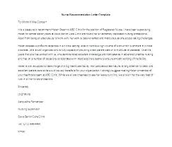 Letter Of Recommendation For Nursing School Letter Of Recommendation For Nursing School From Employer Pin