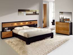 dark bedroom furniture. bedroom with dark brown furniture featuring and white wall inspirations gallery wooden floor painting furry rug mattress gray