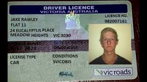 Licence Drivers Fake Victorian Fake Drivers Victorian Victorian Fake Licence