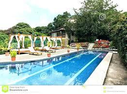 pool patio decorating ideas. Pool And Patio Ideas Decor Tropical  Decorating E