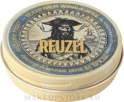 <b>Reuzel</b> Beard Balm Wood And Spice - <b>Бальзам для бороды</b> ...