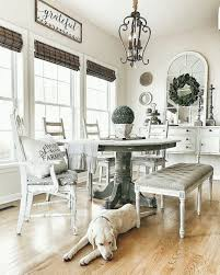 dining room makeover ideas. 19 Modern Farmhouse Dining Room Makeover Decor Ideas
