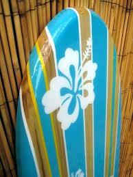 surfboard wall decor faded green throughout surf board art image 8 wooden australia