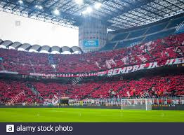 Milano, Italy, 15 Dec 2019, curva fans ac milan coreografia celebration 120  anni during Milan vs Sassuolo - Italian Soccer Serie A Men Championship -  Credit: LPS/Fabrizio Carabelli/Alamy Live News Stock Photo - Alamy