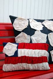Flag Day Pillow:: Autie From ICandy Handmade