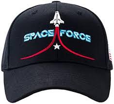 Scisuittech Space Force Hat Unisex 100% Cotton ... - Amazon.com