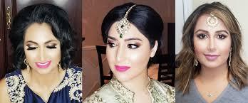 best makeup artist in bridal party makeup in brton toronto