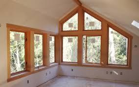 Wood Trim Molding Around Row Of Windows October Heres The - Interior house trim molding