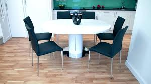 large round black dining table large white kitchen table large round white gloss extending dining table