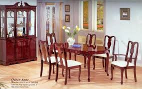 queen anne cherry dining room chairs dining room cherry dining room set north manufacturers chairs with