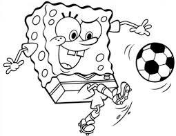 Contoh gambar SpongeBob SquarePants