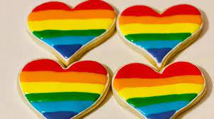 Pride Month 2021: Supporters queue up outside Texas bakery criticised for  making 'pride cookies' | Lifestyle News,The Indian Express