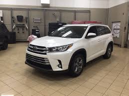 New 2018 Toyota Highlander Limited 4 Door Sport Utility in ...