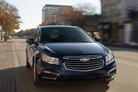 Chevrolet Cruze Gets a Redesign, but Not a Complete Redesign ...