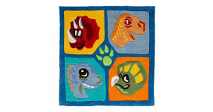 kiddy play dino childrens bedroom rug from e rugs quality rugs at excellent with free fast delivery service