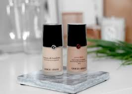 Armani Designer Foundation Review Giorgio Armani Foundation Review Power Fabric Luminous
