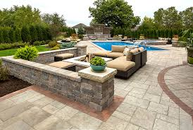 Small Picture Maximize Your Patio Space with These Built in Seating Designs