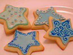 christmas star cookies.  Cookies Star Cookies With Christmas Cookies M