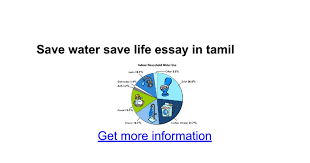 save water save life essay in tamil google docs