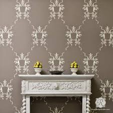 Small Picture Classic Stencils European Design Stencils for Walls and Ceilings