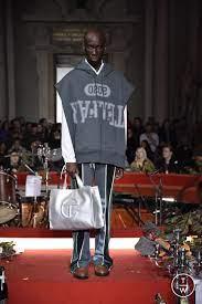 Telfar FW20 menswear #23 - The Fashion ...