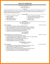 Courier Driver Resume Delivery Sample Resume Here Is Photo