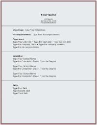 Sample High School Resume No Work Experience Resume Sample For High School Student No Experience Popular High